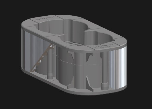 Furutech 推出全新 NCF Booster-Brace 電源插頭穩定座