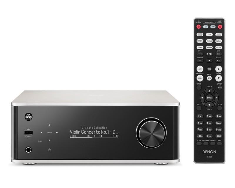 USB-DAC + 網絡播放,Denon 宣布推出 Design Series 集大成之作 PMA-150H