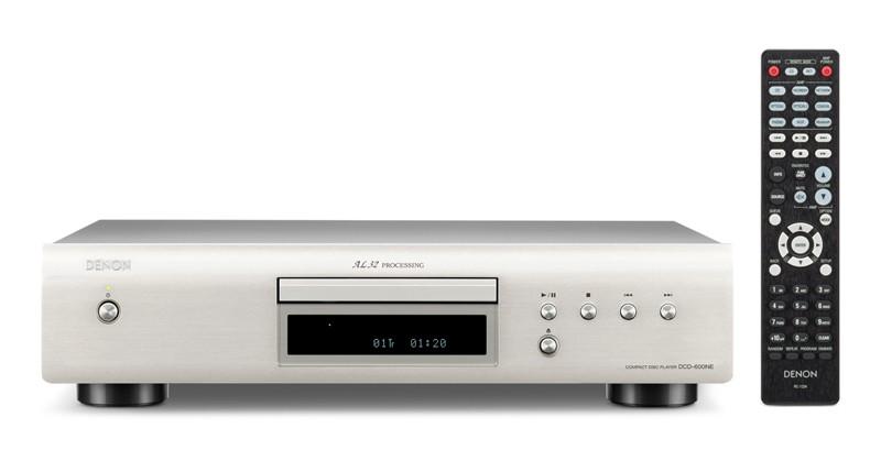 入門級優等生,Denon 推出全新 DCD-600NE CD 唱機