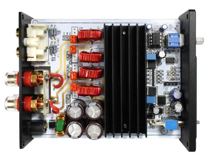 FX-Audio 推出全新立體聲道放大器 FX-1001Jx2