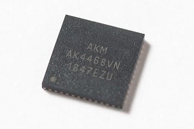 AKM 推出全新多聲道解碼晶片 AK4468VN