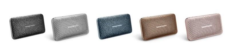 時尚實用,Harman Kardon 推出薄型藍牙喇叭 ESQUIRE MINI 2