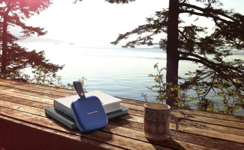 行山郊遊良伴,Harman Kardon 推出 NEO 小型便攜式藍牙喇叭