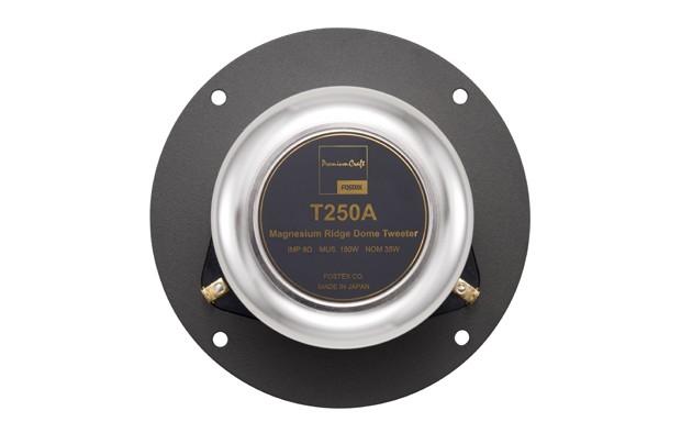 Premium Craft 頂級系列登場(二), Fostex 推出全新 25mm 高音單元 T250A