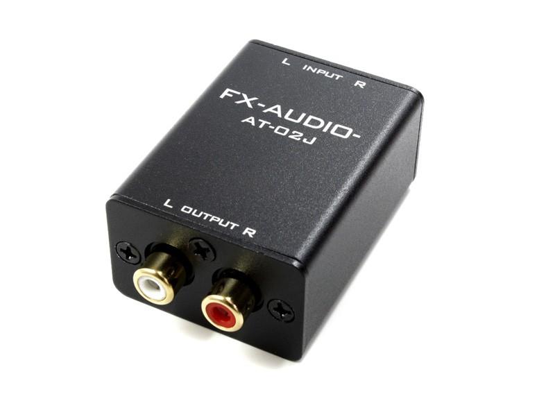 FX-AUDIO 推出高精度音頻衰減器 AT-02J