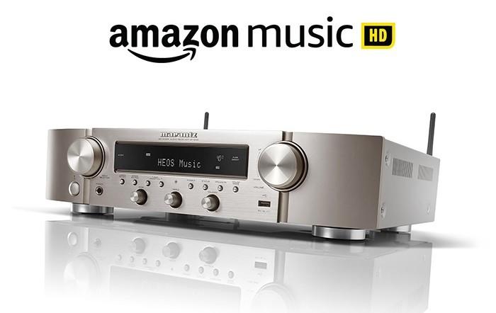 Denon / Marantz 旗下產品將透過更新 HEOS 韌體以兼容 Amazon Music HD