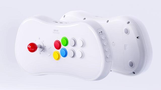主機 + Joy Stick + 遊戲一體化,SNK 推出 NEOGEO Arcade Stick Pro