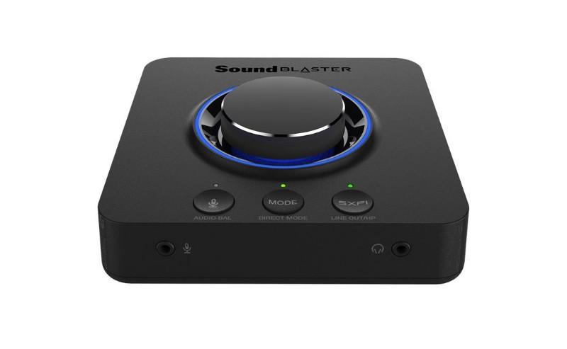 Creative 宣布推出全新外置音效卡 Sound Blaster X3