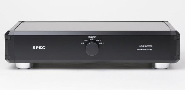 XLR 輸入增加,SPEC 推出全新無源訊號選擇器 H-SL55
