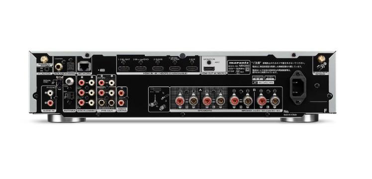 Marantz 推出多功能立體聲網絡放大器 NR1200