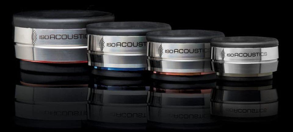 Isoacoustics 產品示範會及體驗日