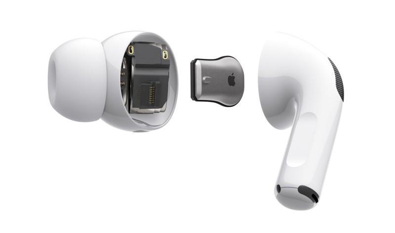 新增防水及降噪功能,Apple 發表全新 AirPods Pro