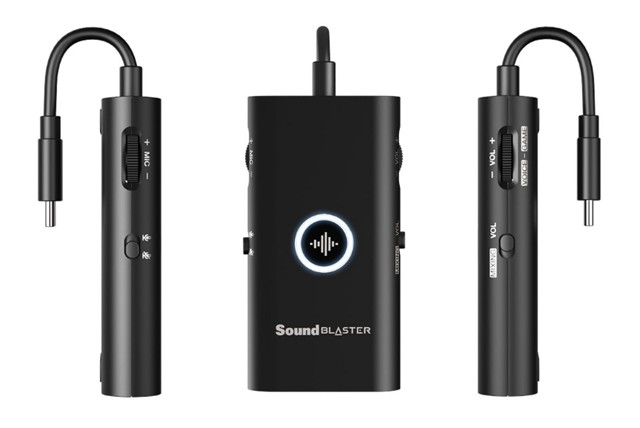 強化遊戲機音效,Creative 推出全新 Sound Blaster G3 USB DAC 放大器