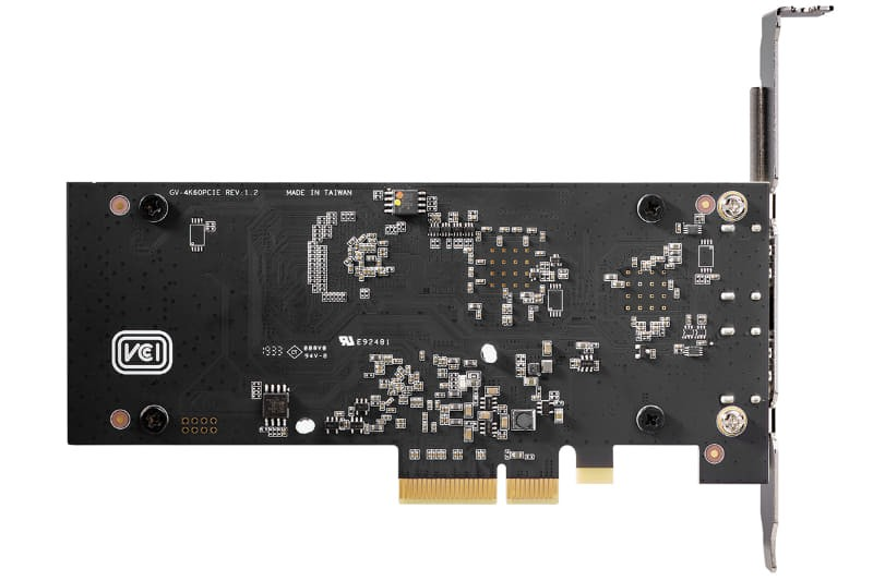 4K / 60P 畫面擷取無難度,I-O DATA 推出全新擷取卡 GV-4K60 / PCIE