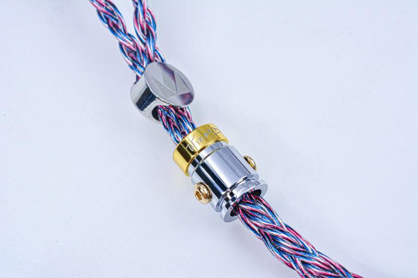 NOBLE AUDIO 如萬花筒般旗艦升級線 Vivid Cable
