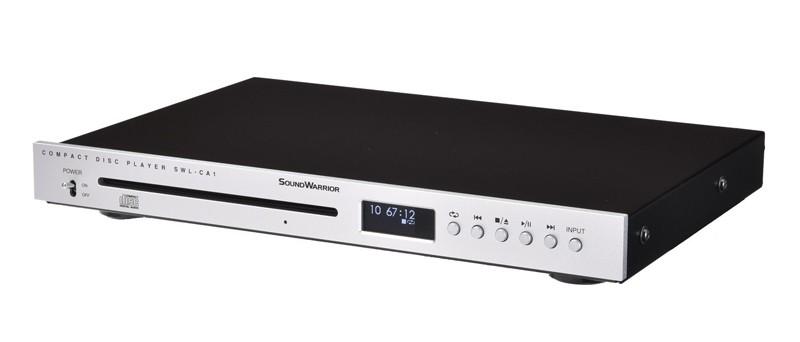 Sound Warrior 推出全新纖薄型 CD 唱機 SWL-CA1
