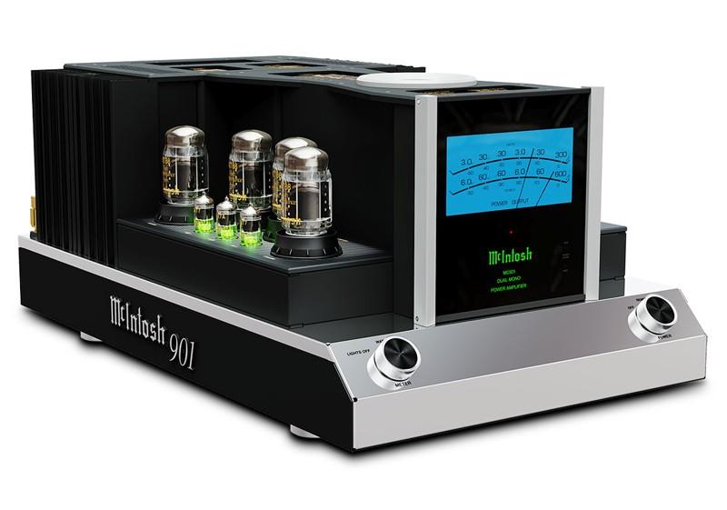 McIntosh 推出全新雙單聲道後級 MC901