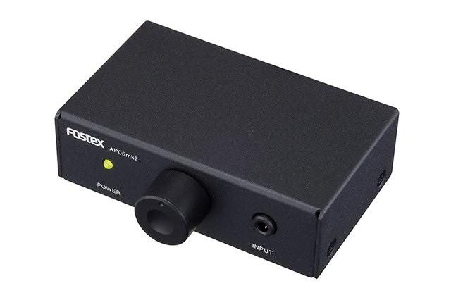 小巧輕便,Fostex 推出全新 AP05mk2 立體聲放大器。