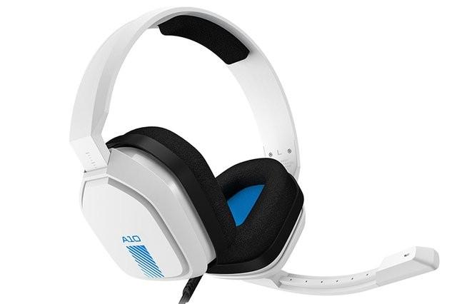ASTRO Audio 推出全新白色版 A10 電競耳機