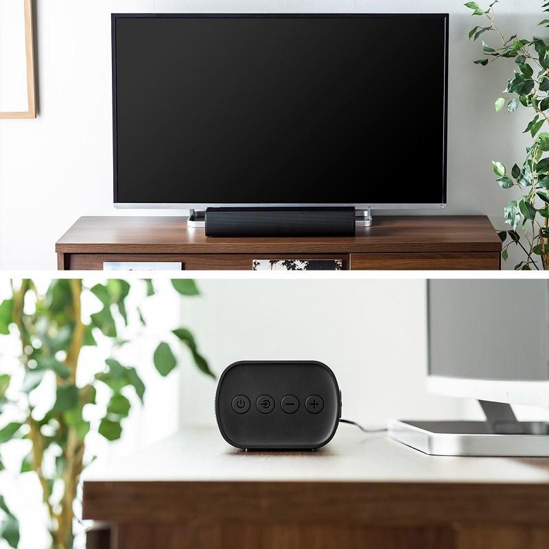 小客廳與書房皆宜,Sanwa 推出全新 Soundbar 型藍牙喇叭 400-SP088