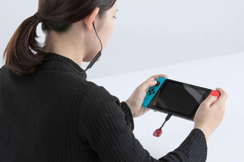 radius 為 Nintendo Switch 和 PlayStation 4 打造低延遟藍牙發射器 RK-BT100A 及 RK-BT100C