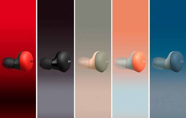 主打多款色彩,Sony 推出全新一代左右獨立無線耳機 WF-H800