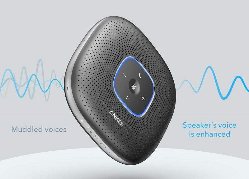 Anker 推出會議專用藍牙喇叭 PowerConf