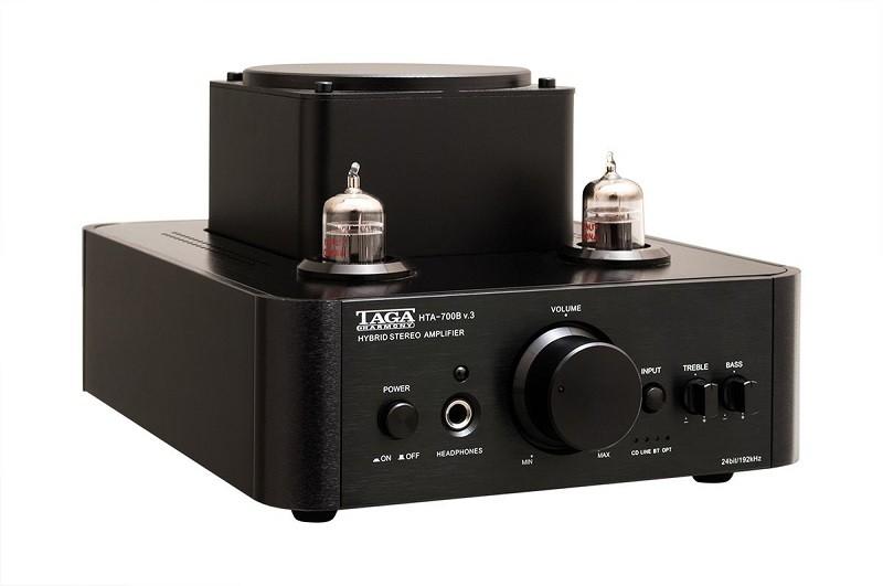 膽石混合設計,TAGA Harmony 推出小巧合併式放大器 HTA-700B v.3