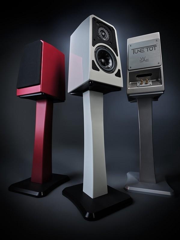 Wilson Audio 推出全新喇叭腳架 TuneTot Stand