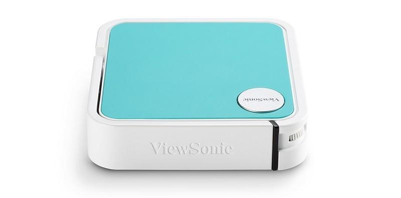 迷你輕便,ViewSonic 推出 M1 mini LED 口袋投影機