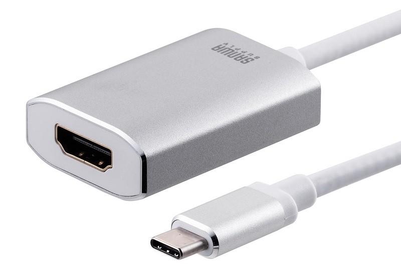 Sanwa Supply Co 推出全新 USB-TypeC > HDMI 轉換器 500-KC035