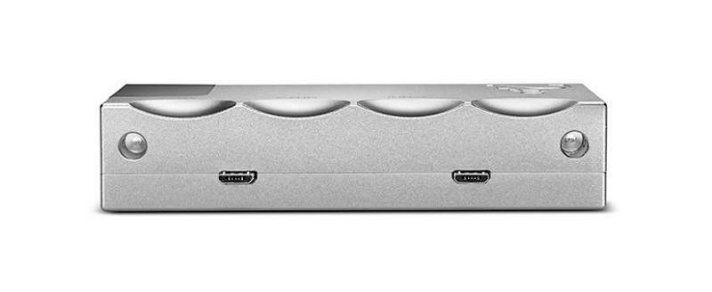 Chord 推出專為便攜式 DAC / 耳機放大器 Hugo 2 設計的 2GO 擴充模組