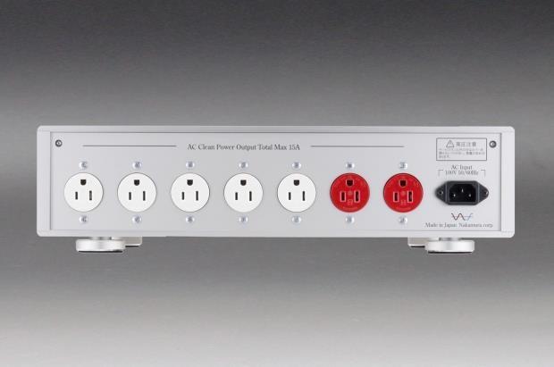 中村製作所推出全新七插座電源潔淨器 PLC-007A