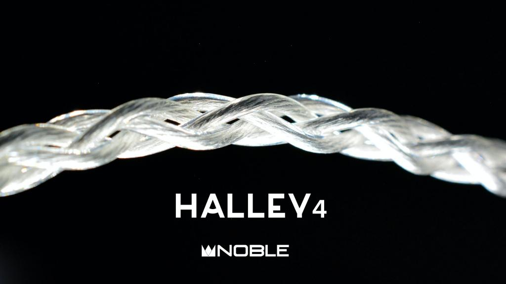 NOBLE AUDIO  音色順滑 細緻提升 Halley 4