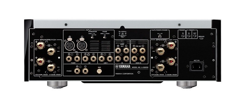 Yamaha 推出全新 A-S1200、A-S2200 及 A-S3200 合併式放大器