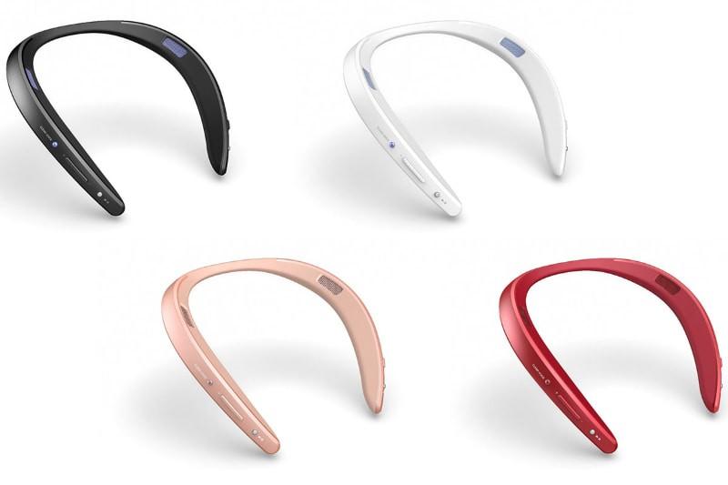 煲劇神器,Sharp 推出全新肩帶式藍牙無線喇叭 AN-SS2