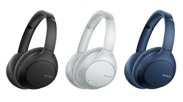 Sony 推出全新頭戴式 WH-CH710N 降噪藍牙耳機