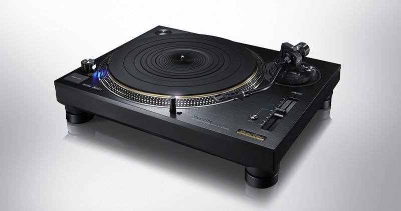 限量 1,000 台,Technics 推出全新 SL-1210GAE 黑膠唱盤