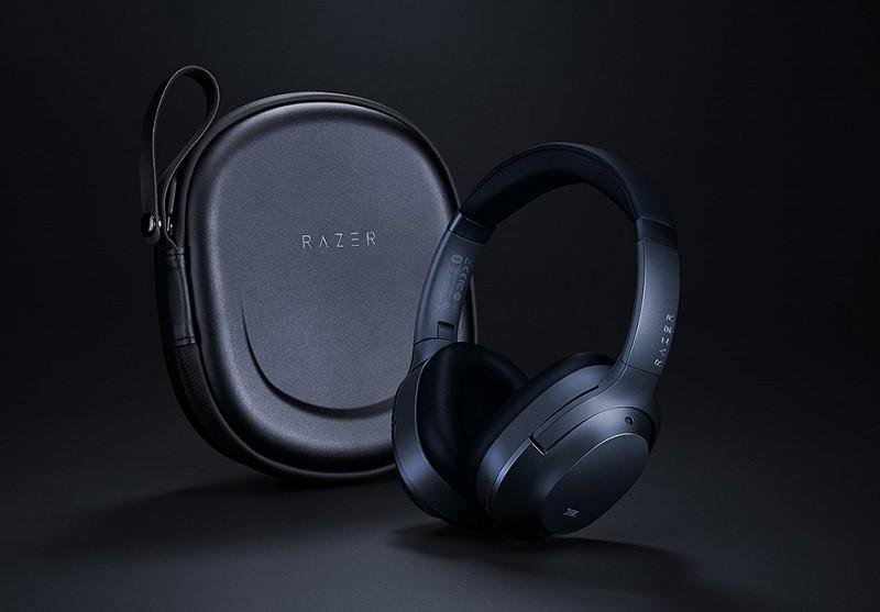 主動降噪 + THX 認證,Razer 推出全新頭戴式耳機 Opus