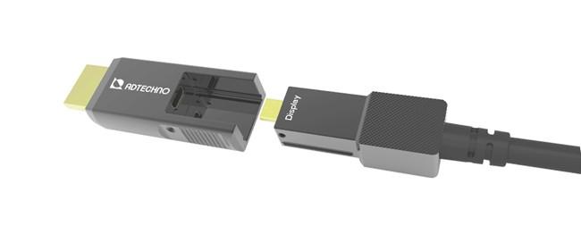 長距離傳輸無難度,ADTECHNO 推出全新  AHG-xxM 系列 4K HDMI 線材