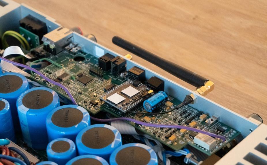 Densen Oxygen Module 串流模塊