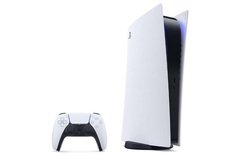 實機曝光,Sony 正式發布新一代遊戲主機 PlayStation 5 外觀