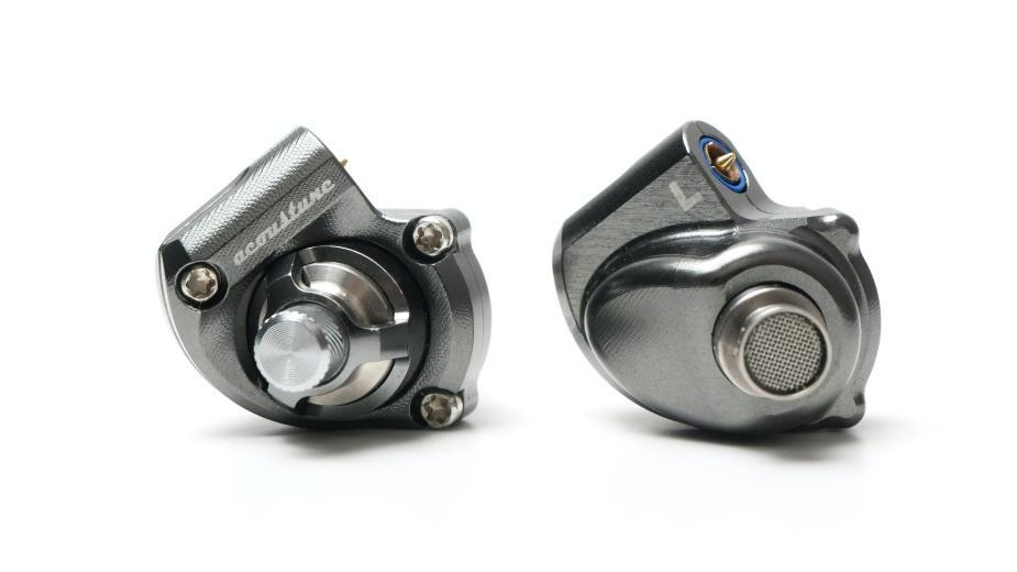 Acoustune 推出全新鈦金屬耳機 HS1697TI