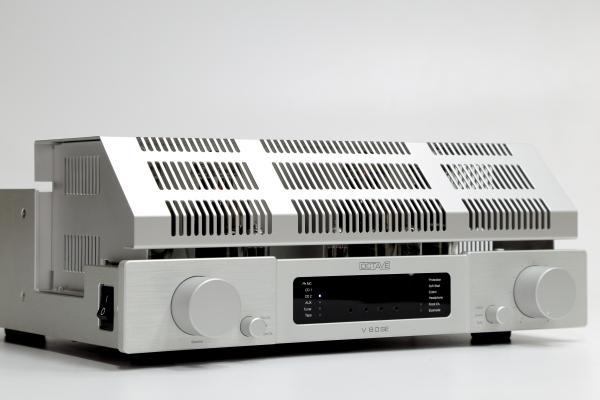 真實自然 、動力充沛 – OCTAVE V80 SE 膽合併擴音機