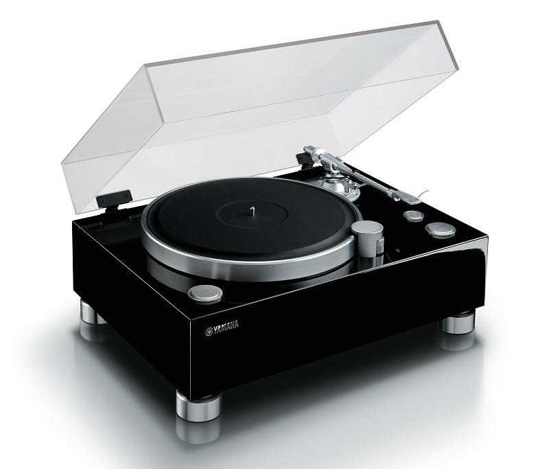 GT-5000 黑膠唱盤最佳拍檔,Yamaha 推出 DCV-5000 防塵罩
