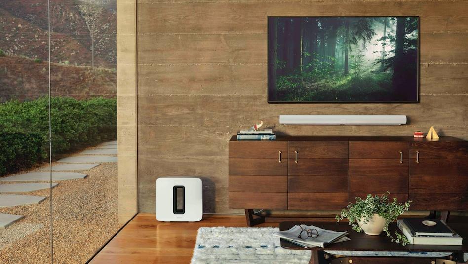 Sonos 隆重推出全新 Arc 高級智能長形喇叭