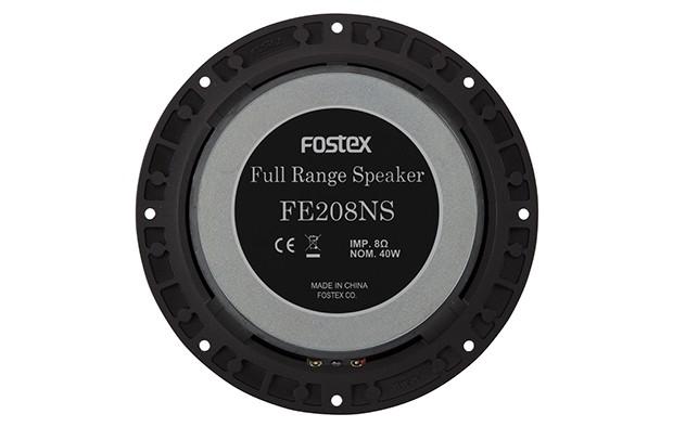 Fostex 宣布推出 FE108N 及 FE208NS 二款全音域單元