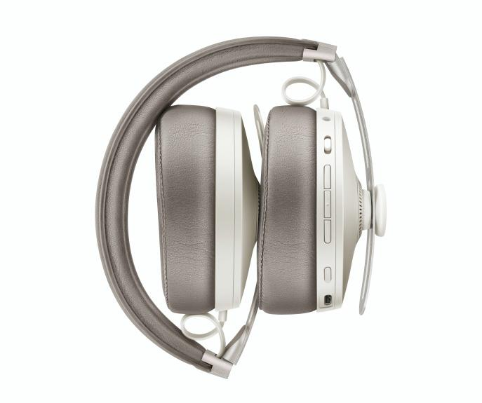 Sennheiser 推出全新白色 MOMENTUM Wireless 無線耳機