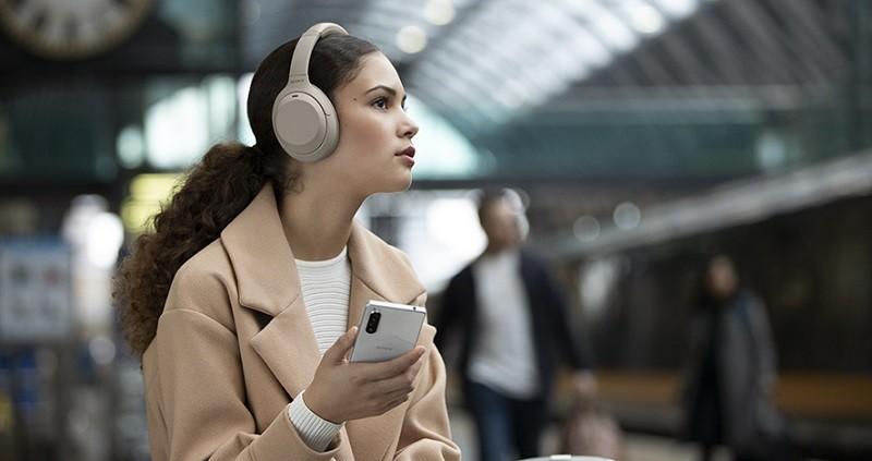 Sony 發布全新一代無線降噪耳機 WH-1000XM4