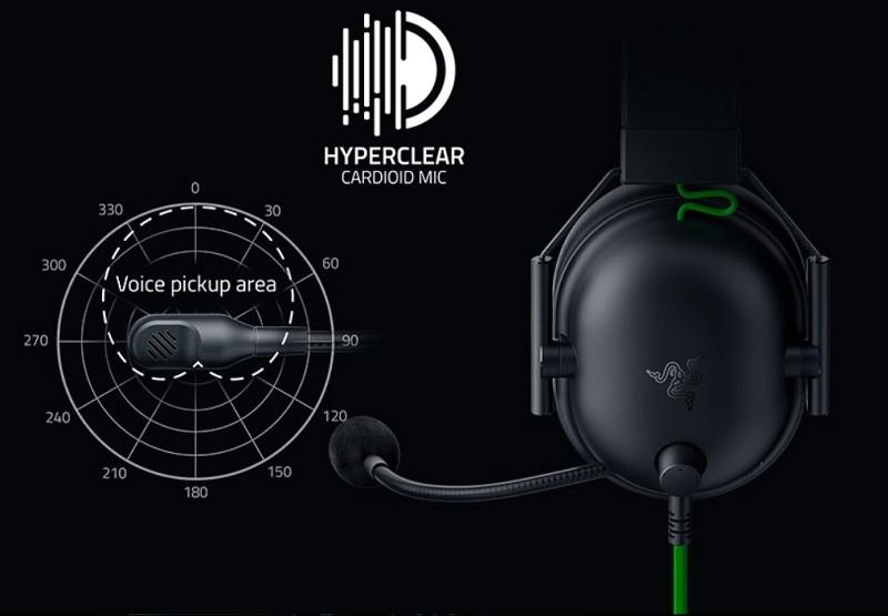 Razer 推出全新電競級耳機 Razer BlackShark V2